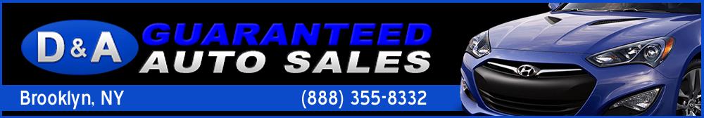 D and A Guaranteed Auto Sales