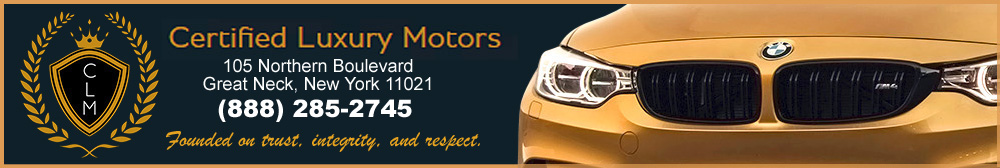 Certified Luxury Motors