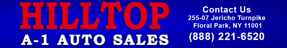 Hilltop A-1 Auto Sales