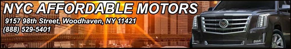 NYC Affordable Motors