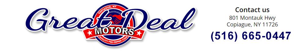 Great Deal Motors