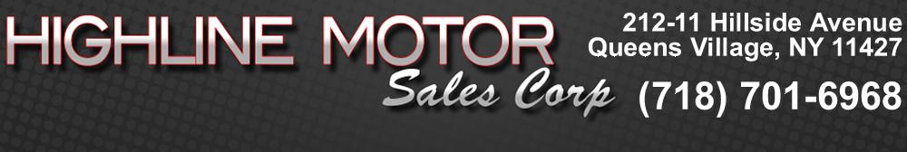 Highline Motor Sales Corp.
